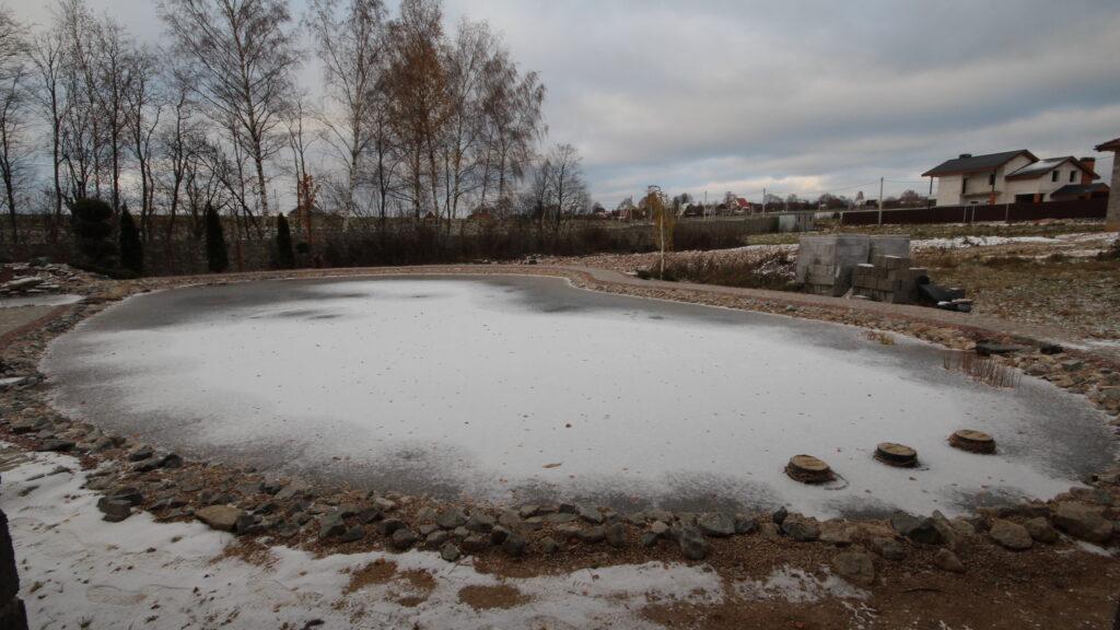 Основные этапы подготовки пруда к зиме
