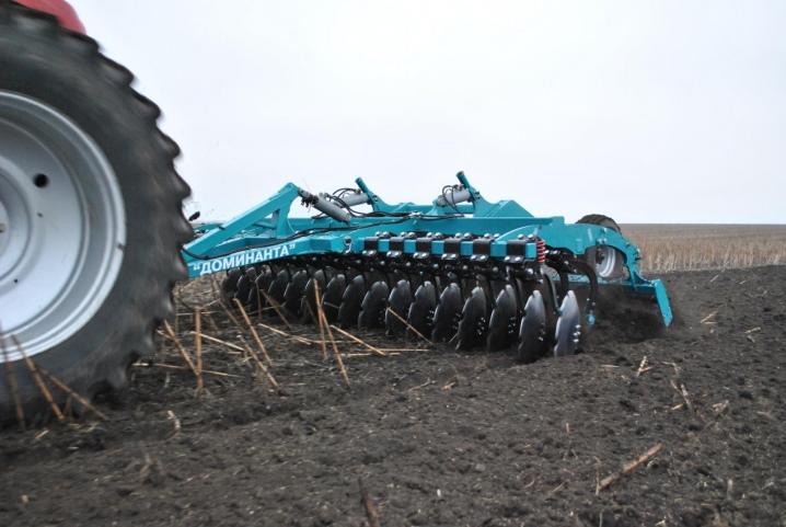 Принцип обработки почвы для кукурузы